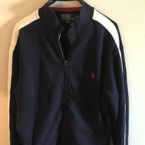 Polo by Ralph Lauren XL zip jacket